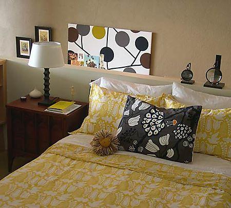 Tonya - lena corwin contest - patterned bedroom