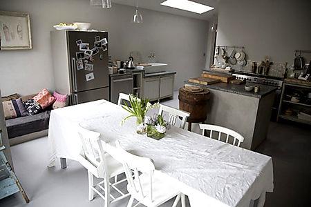 Huisuk333 - london home - white tablecloth
