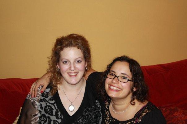 The hosts - katy and AZ