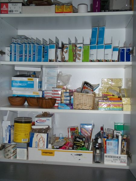 Office Supply Cupboard 3