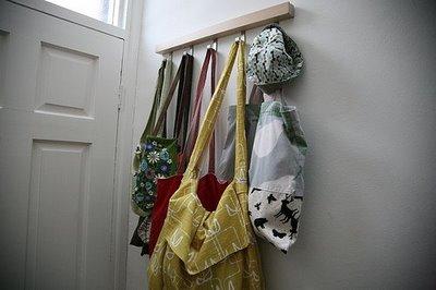 Hooks for foyer