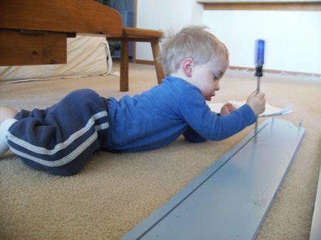 1 - IKEA setup day - hudson