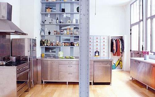 Kitchen - french designer - Crasset