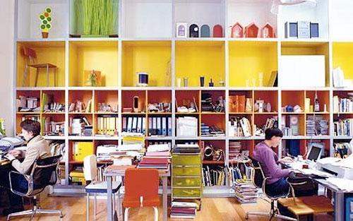 Office - french designer - Crasset