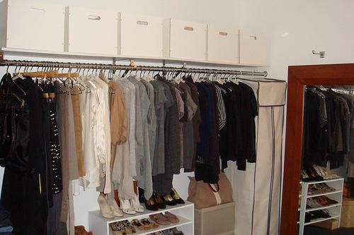 Laura cattano - organized closet