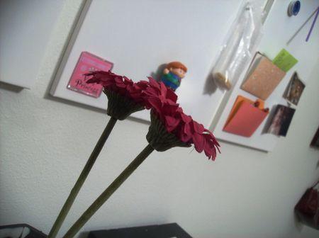 Flowers + art 2