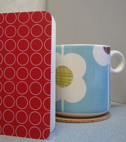 Notebook + orla mug