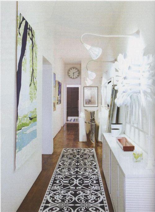 Living etc - hallway