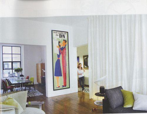 Living etc - living room
