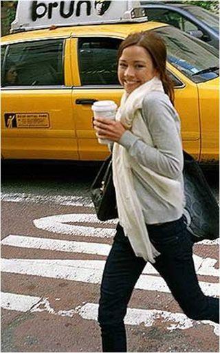 NYC Street - Cardigan 1
