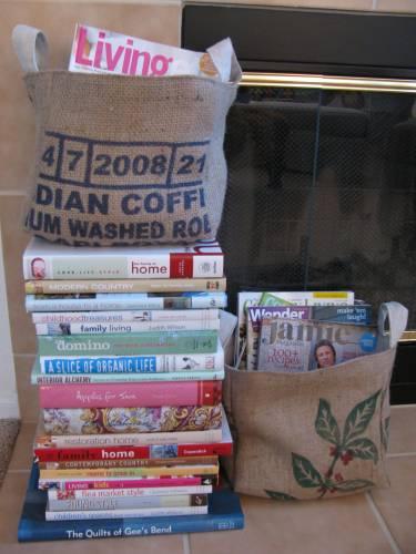 Sweet sweet life - books + magazines