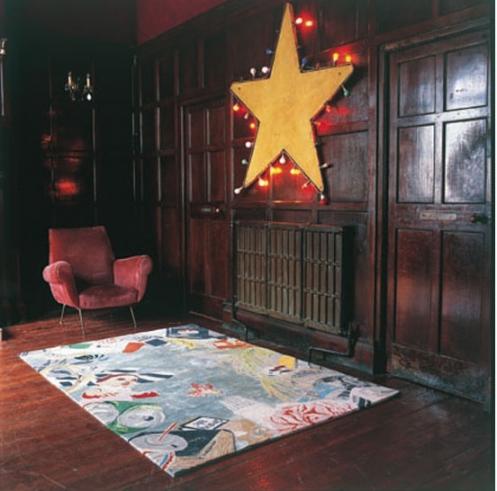 Star + rug