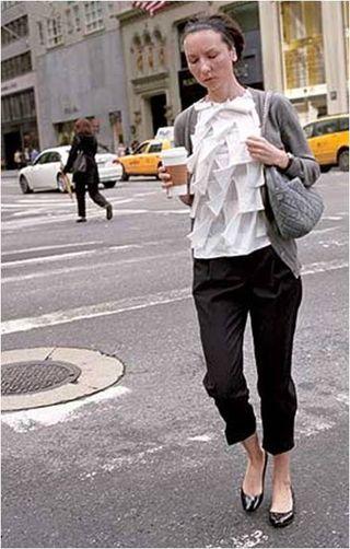 NYC Street - Cardigan 8