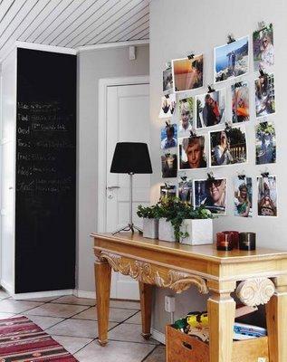 Skona hem - hallway