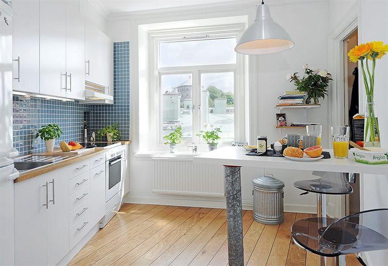 Swedish flat 1