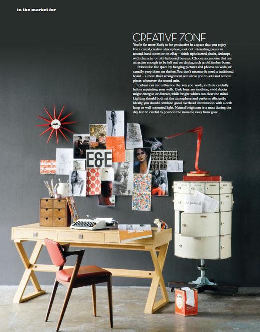 The creative zone - design files photo