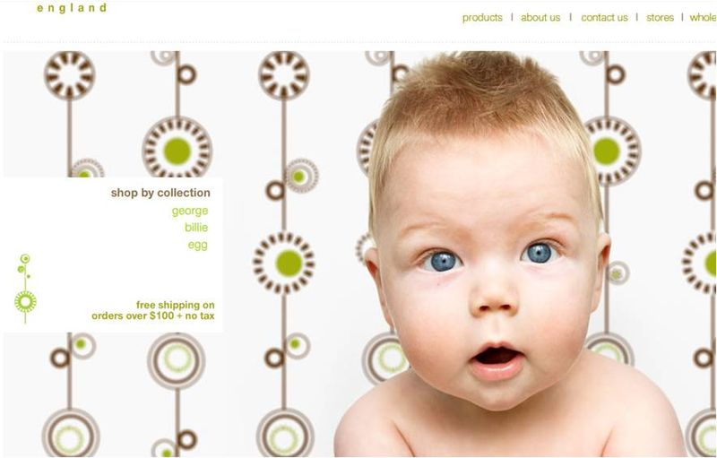 Olli + lime home page