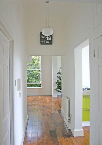 Olli + lime flat renovation 1 - via design hatch blog april