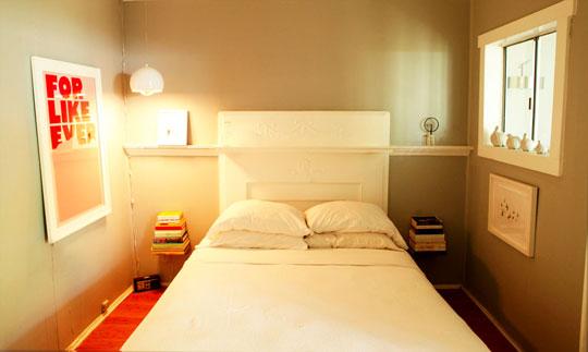 Mas + gen - bedroom