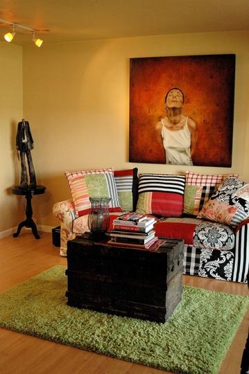 At - lezlee arizona - living room