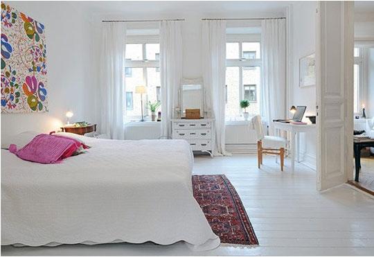 Swedish - white + pink