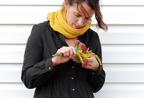 Violet allen - flickr - scarf
