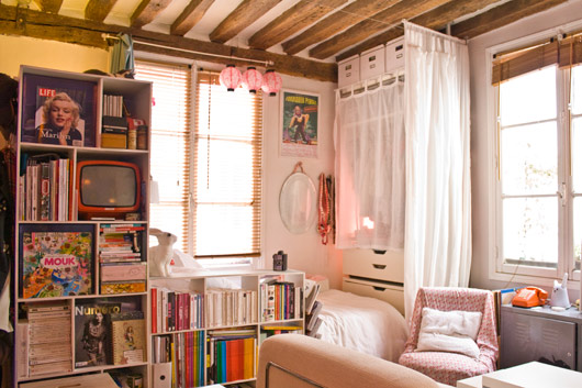 Leblogdelamechante - apartment 2