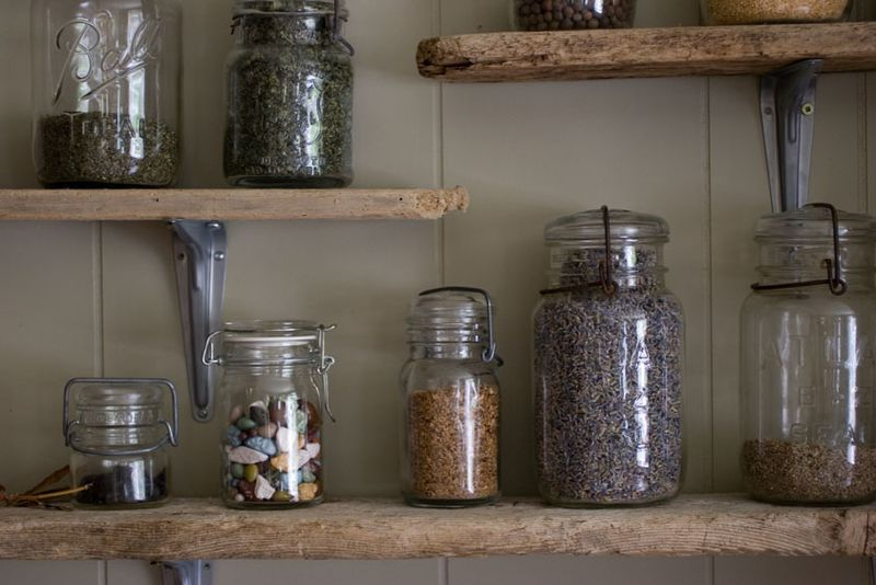 Jars & baskets 1