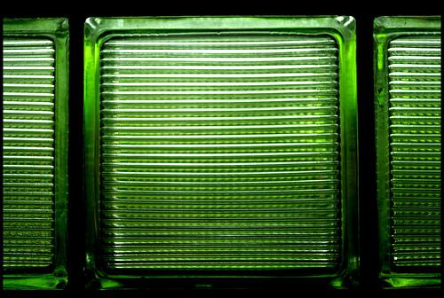 Heidill - flickr 3 green blocks