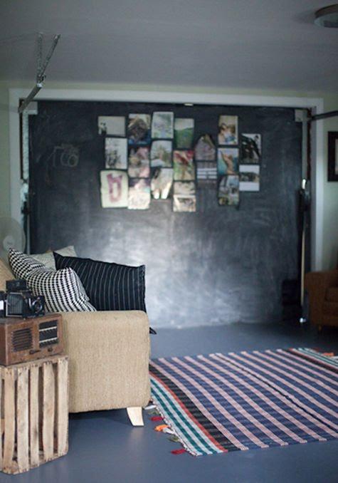 Eco-stylista - chalkboard 1