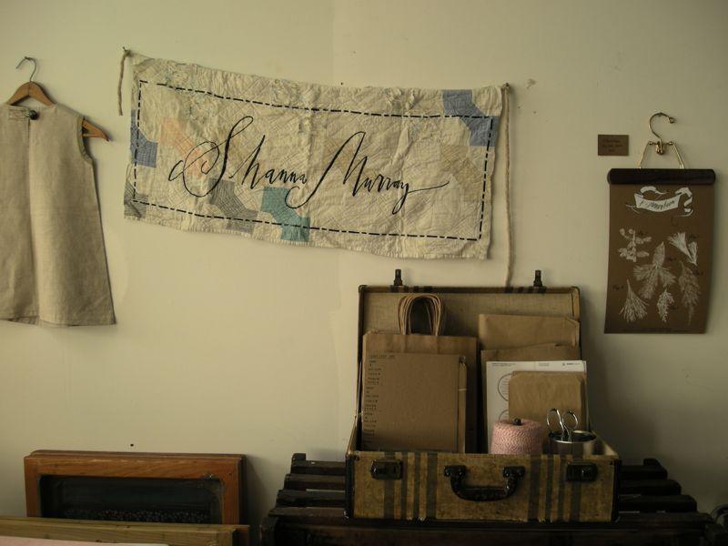 Shanna murray - organized display