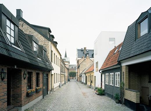 Swedish Townhouse - 1