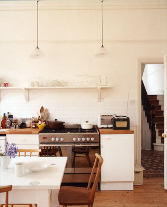 Pure style blog - kitchen