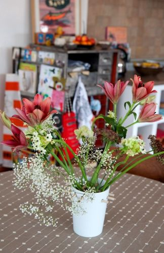 Olivelse - flowers