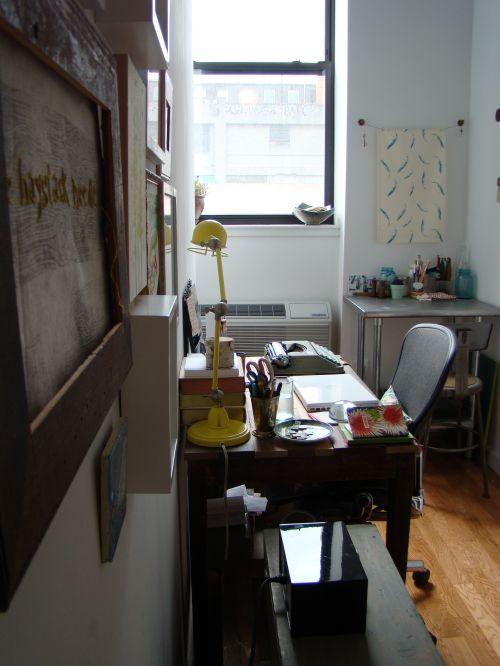 Haystack needle office 1