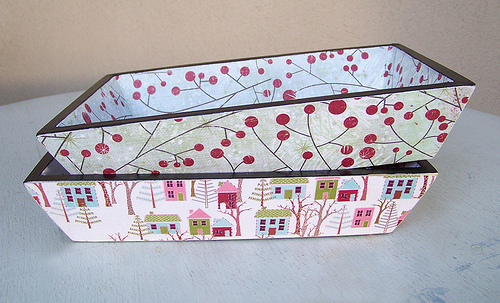 Carolina cottage - flickr - trays