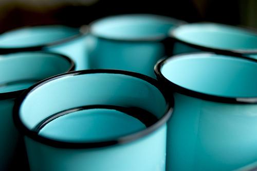 Heidill - flickr 2  blue cups