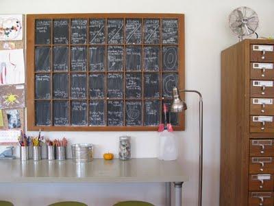 Eco-stylista - chalkboard 2