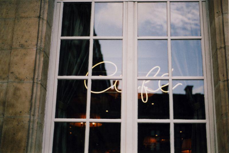 France - cafe