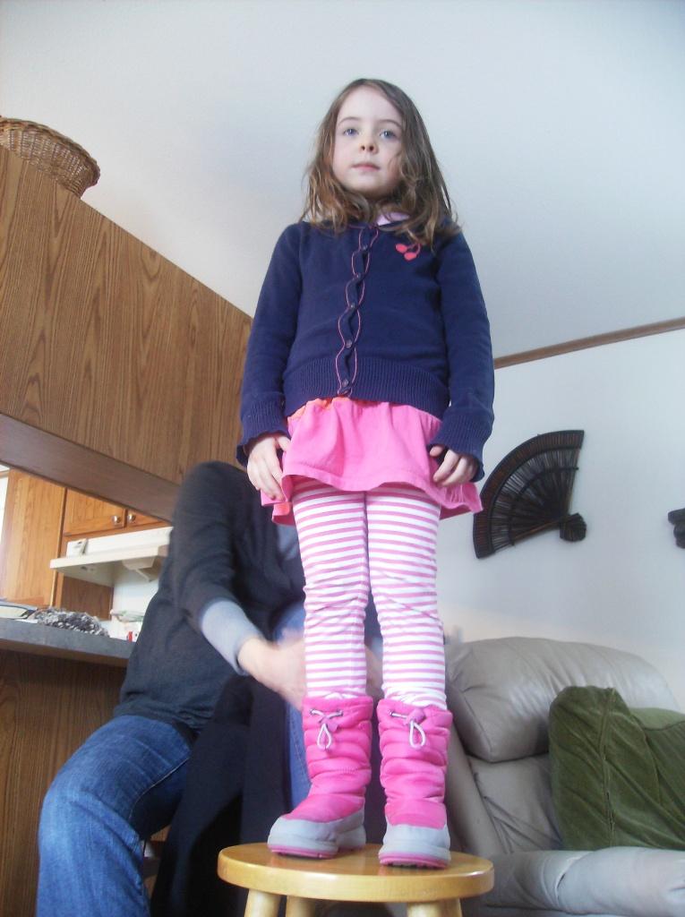 Tall kids series - mimo 1