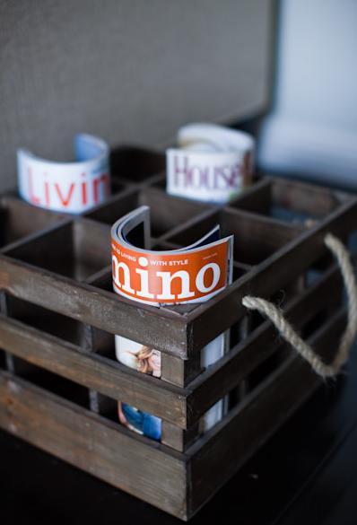 Magazines - crate
