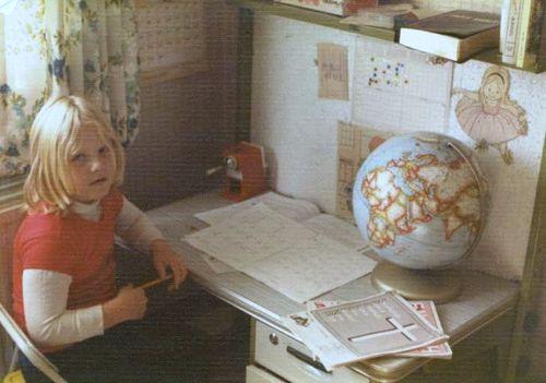 Third Grade - Home Schooled 1976