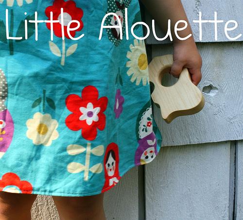 Little alouette - flickr - skirt