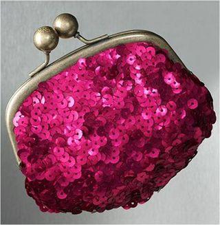 Kohls - vera wang coin purse