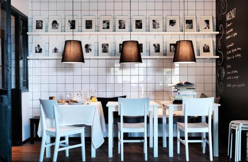 Ikea kitchen - via emmas blog 1