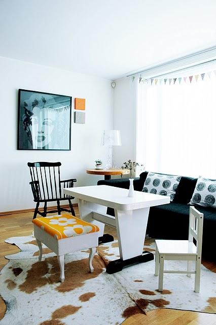 Bright color - norske interiorblogger