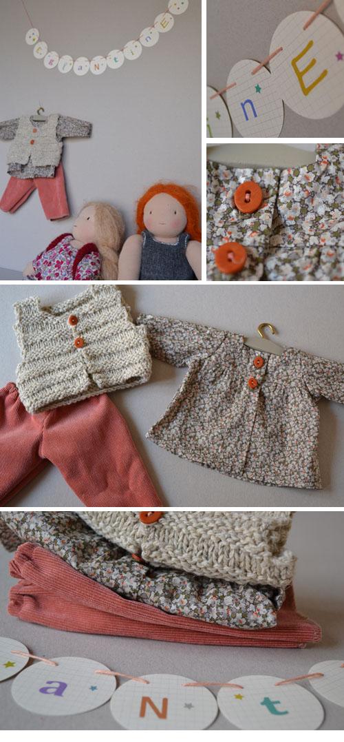 L encre violette - dolls 1