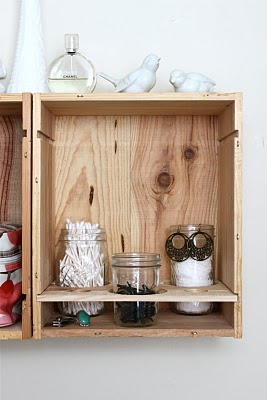 PRETTY BATHROOM STORAGE - rachel denbow 3