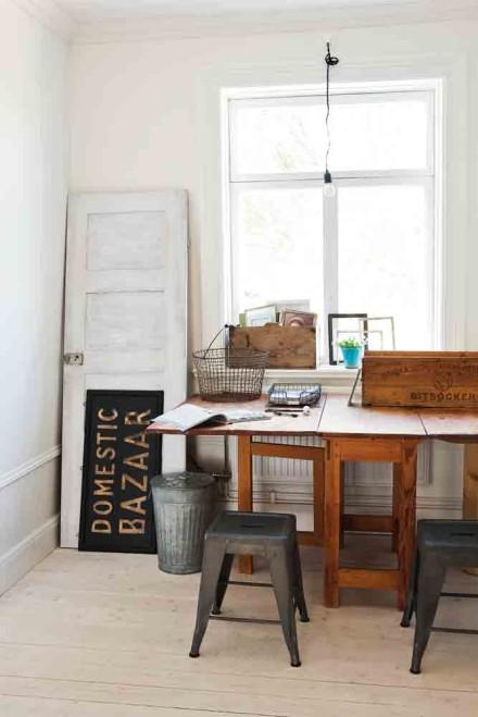 Home office via emmas blog