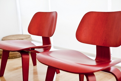 Chairs - milton correa DMP